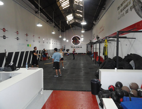 Tuluka Crossfit (Palermo)